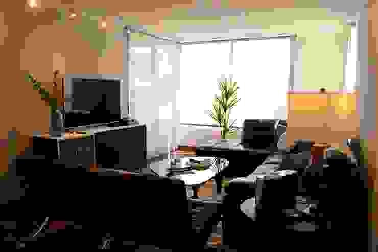 LIVING de Kaa Interior | Arquitectura de Interior | Santiago