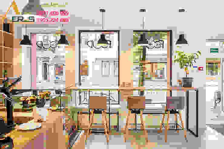Thiet ke thi cong quan cafe Ban Mai – Quan 7 bởi xuongmocso1 Địa Trung Hải