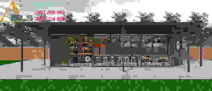 Thiet ke thi cong quan cafe Pho - Quan 2 bởi xuongmocso1 Nhiệt đới