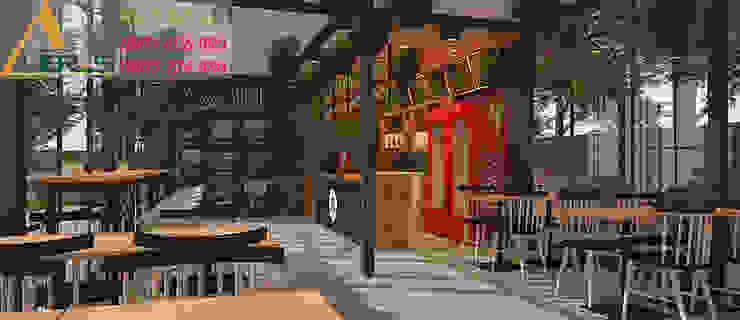 Thiet ke thi cong quan cafe Pho – Quan 2 bởi xuongmocso1 Nhiệt đới