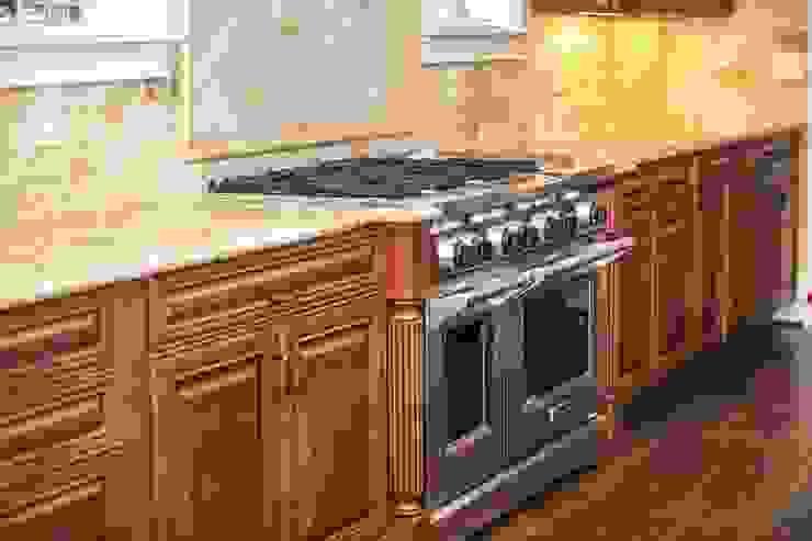 Kitchen Remodeling by ViSign Remodeling Modern Granite