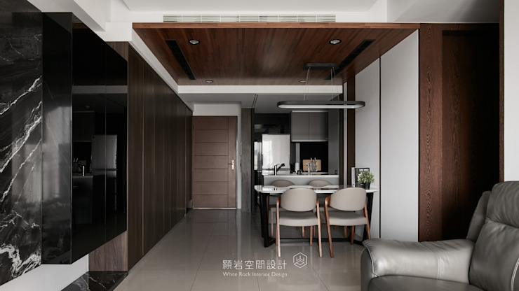 台北市 內湖區 劉公館 顥岩空間設計 餐廳