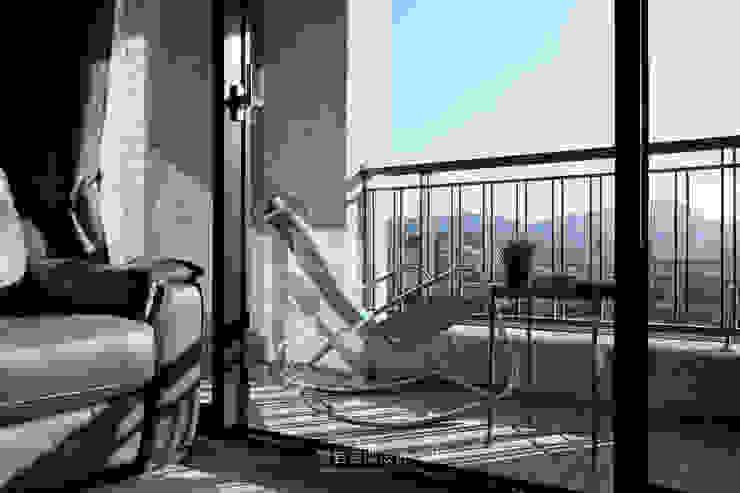 台北市 內湖區 劉公館 顥岩空間設計 陽台