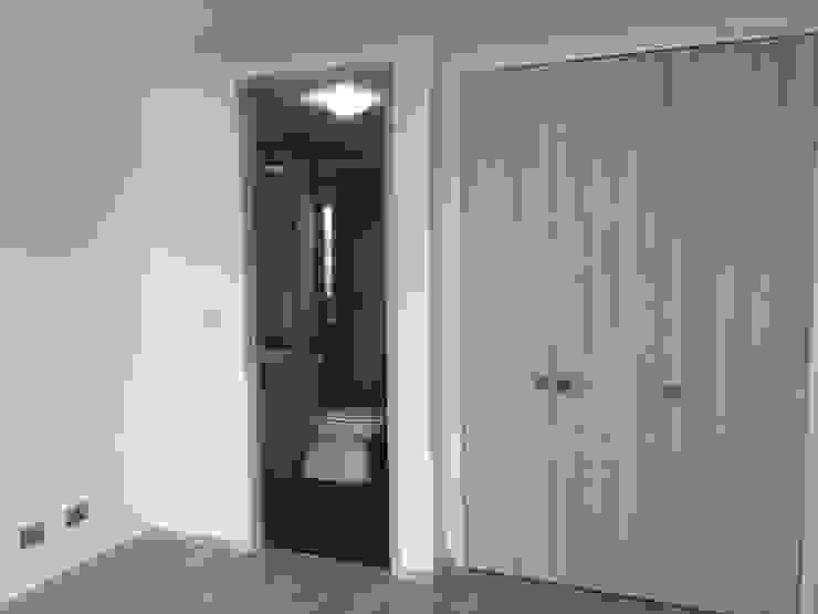REMODELACION DE CLOSET de Estudio Arquitectura y construccion PR/ Remodelaciones y Diseño de interiores / Santiago, Rancagua y Viña del mar