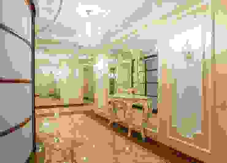 Частный интерьер Коридор, прихожая и лестница в классическом стиле от Hardbark Классический