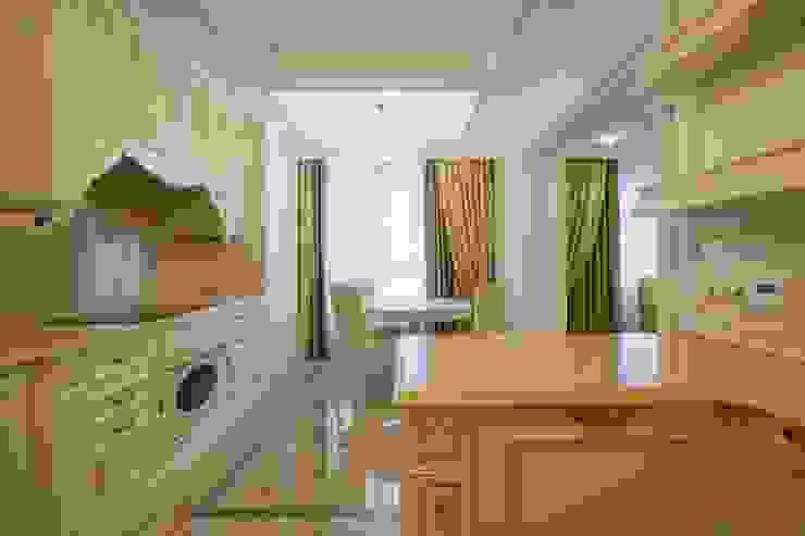 Частный интерьер Кухня в классическом стиле от Hardbark Классический