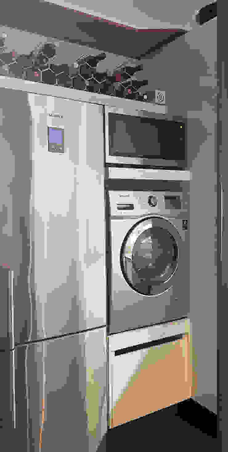 Kitchen Renovation by Inline Spaces Pty Ltd