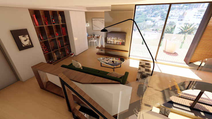 Apartment Renovation Modern conservatory by Inline Spaces Pty Ltd Modern