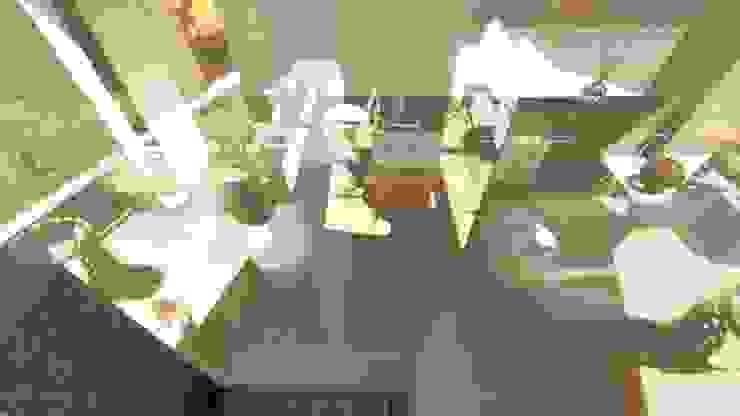 Apartment Renovation Modern bathroom by Inline Spaces Pty Ltd Modern