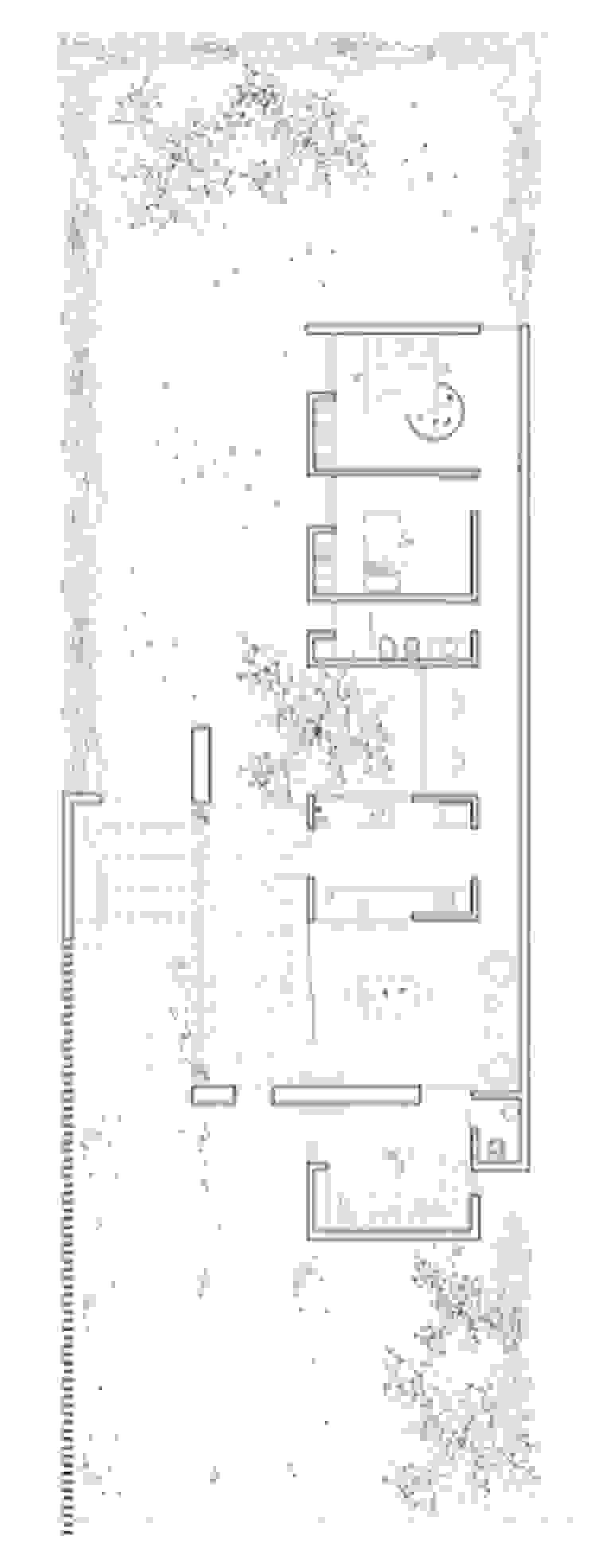1.61arquitectos Rumah tinggal
