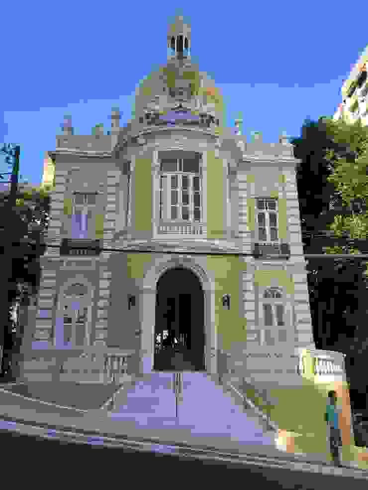 Carlos Eduardo de Lacerda Arquitetura e Planejamento Casas de estilo clásico