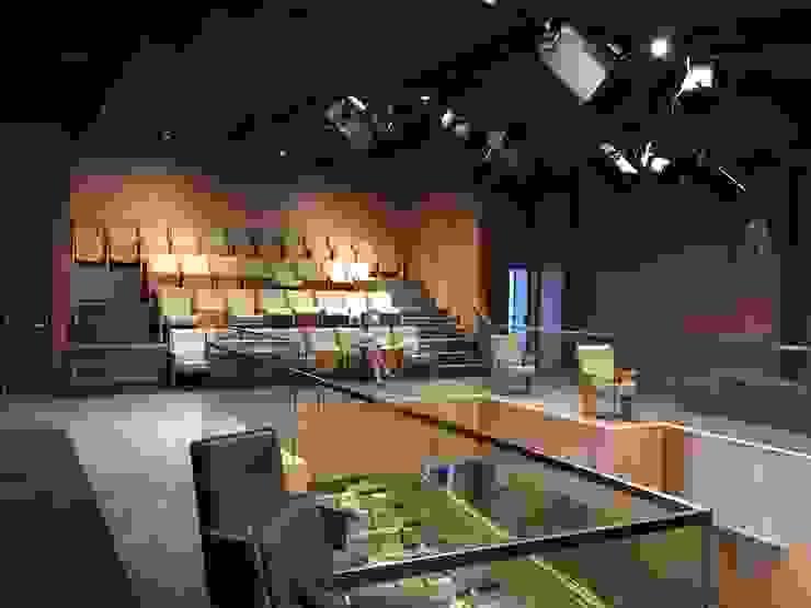 Carlos Eduardo de Lacerda Arquitetura e Planejamento Salas de entretenimiento de estilo clásico