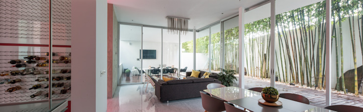 Living room by TaAG Arquitectura