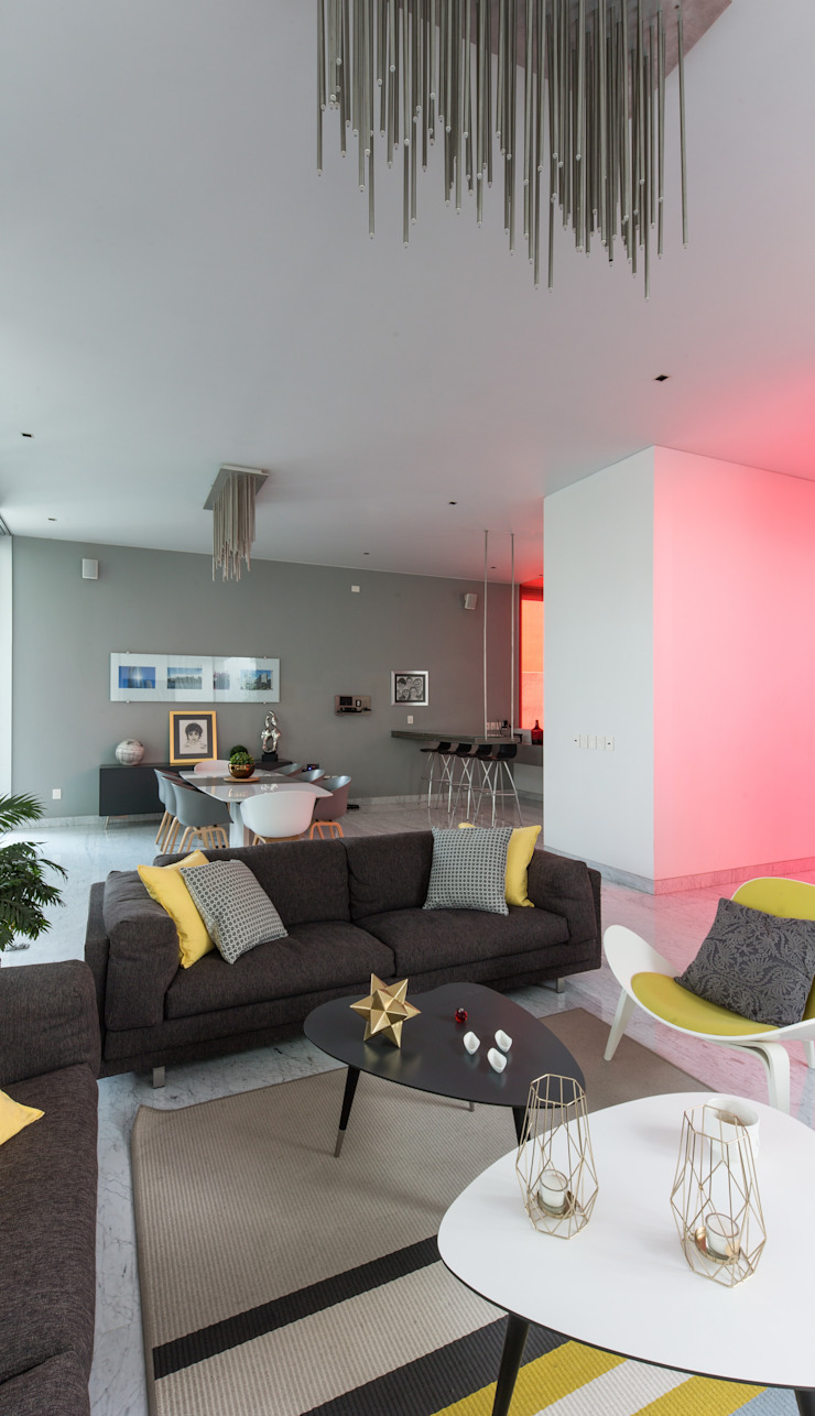 Modern living room by TaAG Arquitectura Modern