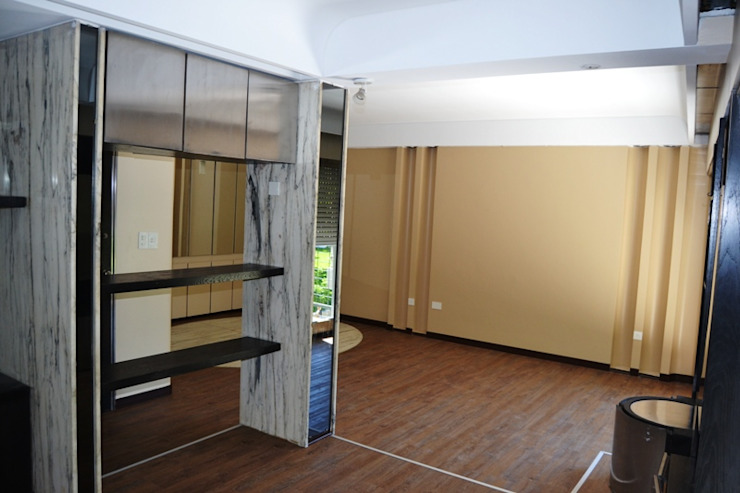 AyC Arquitectura Modern Living Room