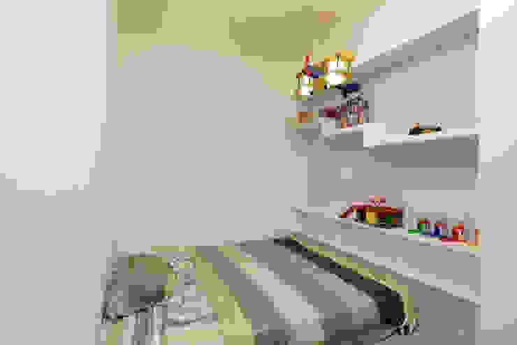 小孩房 根據 元作空間設計 現代風