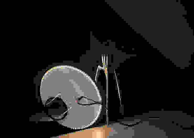 Capello Lampshade betec Licht AG Living roomLighting Black
