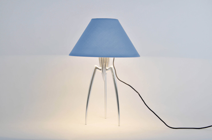 Capello Lampshade betec Licht AG Living roomLighting Blue