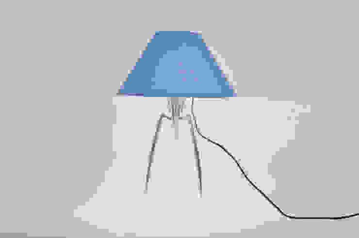 Capello Lampshade betec Licht AG SalonEclairage Bleu