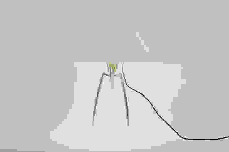 Capello Lampshade betec Licht AG ChambreEclairage Blanc