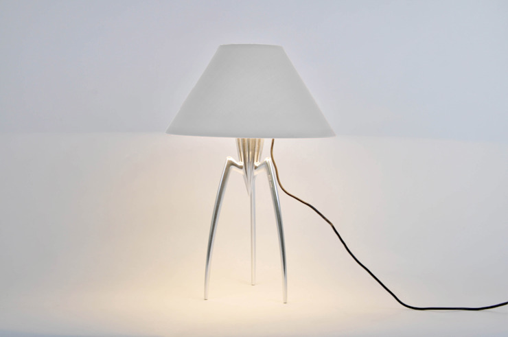 Capello Lampshade betec Licht AG BedroomLighting White
