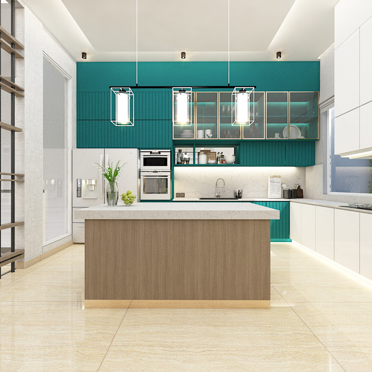 Kitchen set 2 Oleh PT. Mimo Interior Asia