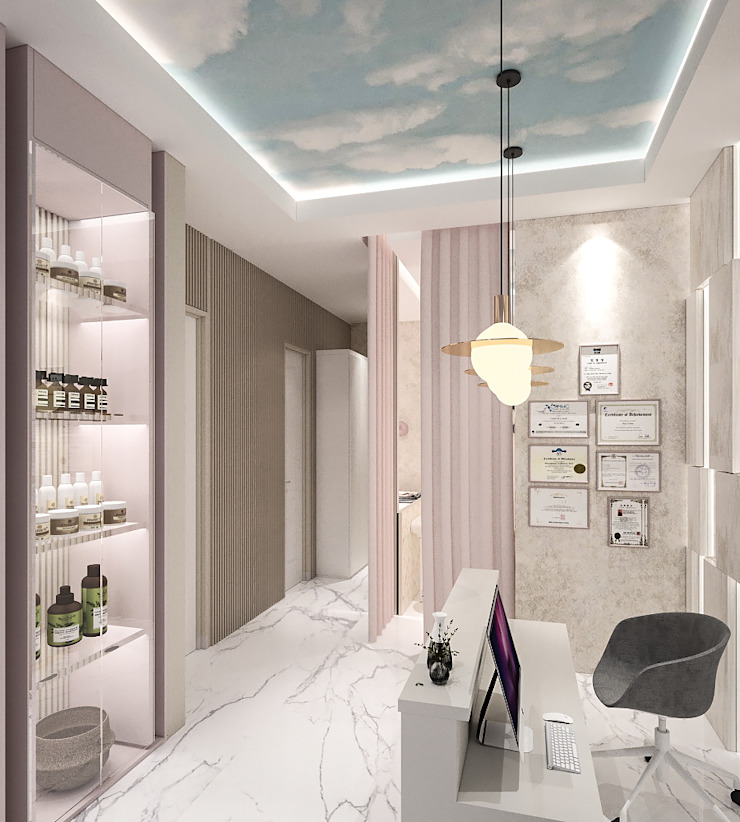 Mimo Commercial Project – Beauty Studio Oleh PT. Mimo Interior Asia