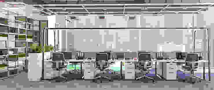 Office Area 4 Oleh PT. Mimo Interior Asia