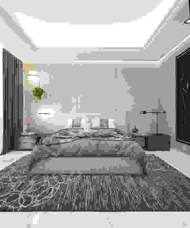 Kamar Tidur Utama 2 Oleh PT. Mimo Interior Asia