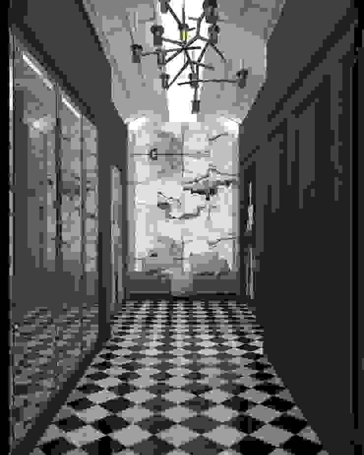 Hallway Foyer Oleh PT. Mimo Interior Asia