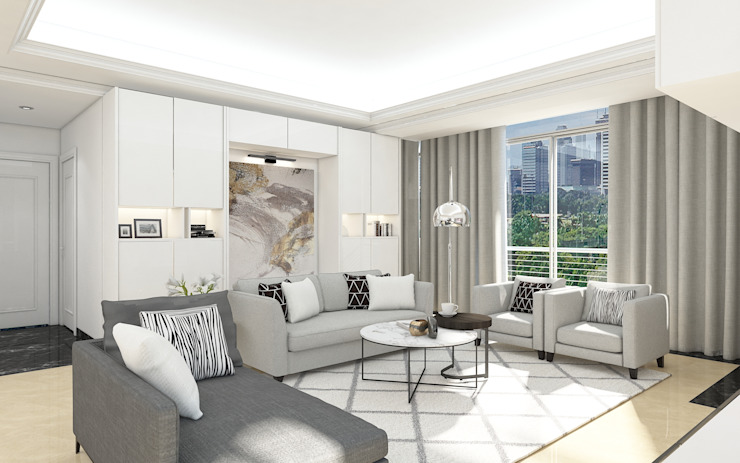 Four Seasons Apartment Oleh PT. Mimo Interior Asia