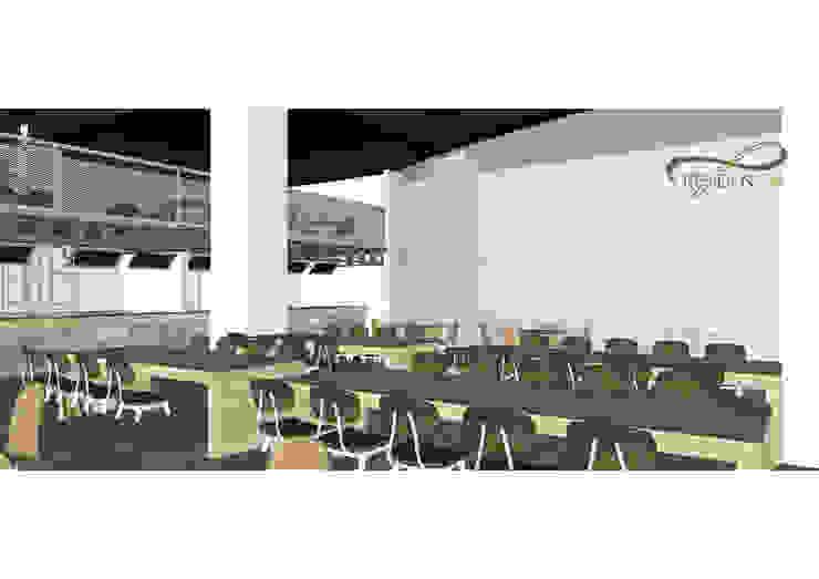 View 2 ( Area Makan Bersama ) Oleh Residencia
