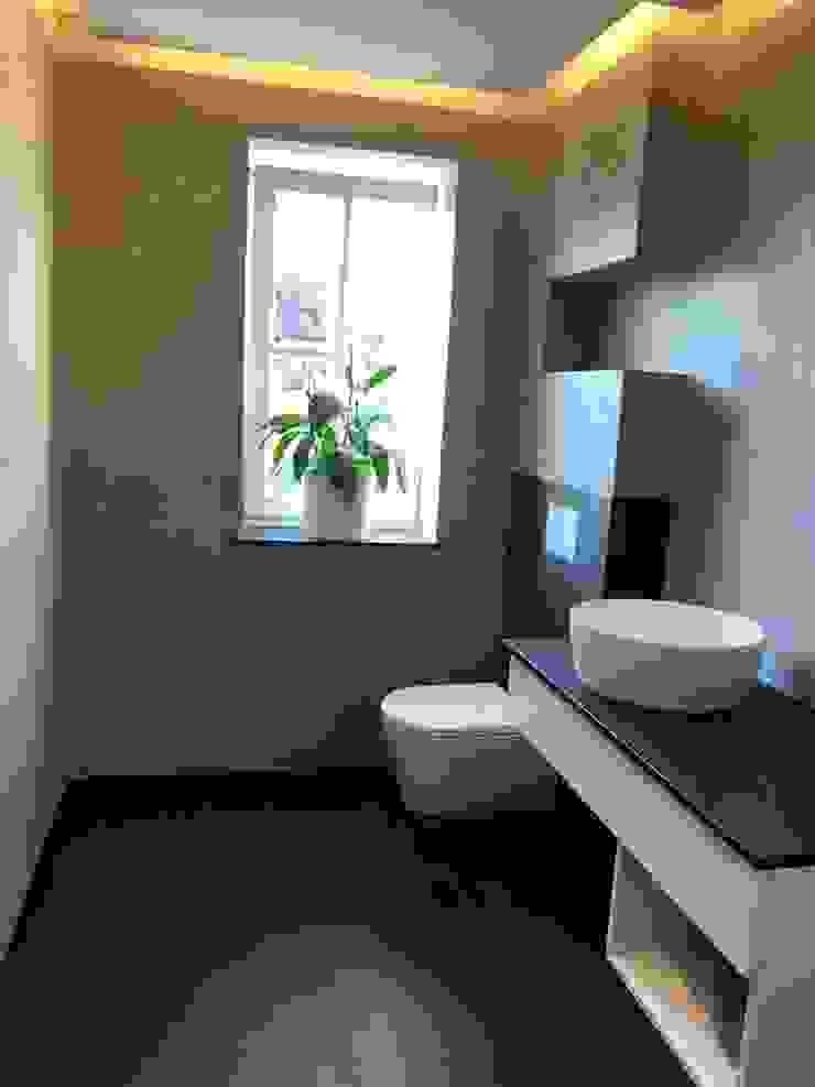Keramostone Modern style bathrooms