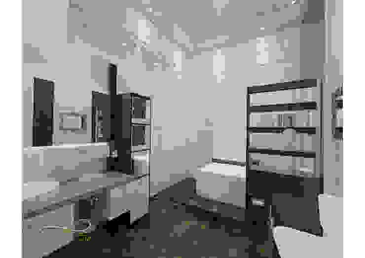 Interior Kamar Mandi Oleh Residencia