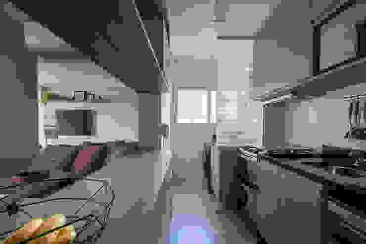 Cozinha por Mirá Arquitetura Moderno MDF
