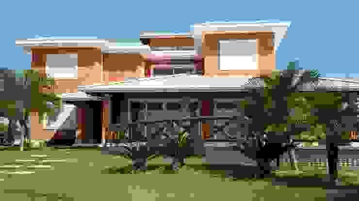 Carlos Eduardo de Lacerda Arquitetura e Planejamento Single family home