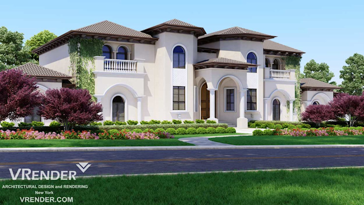 3D Architectural Rendering by Vrender.com