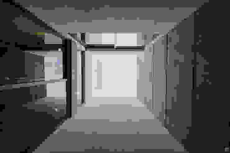 Paredes de estilo  por Arturo Santander Arquitectos, Moderno Concreto