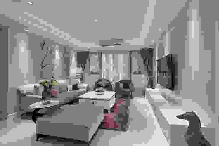 櫻雨紛紛 根據 趙玲室內設計 古典風
