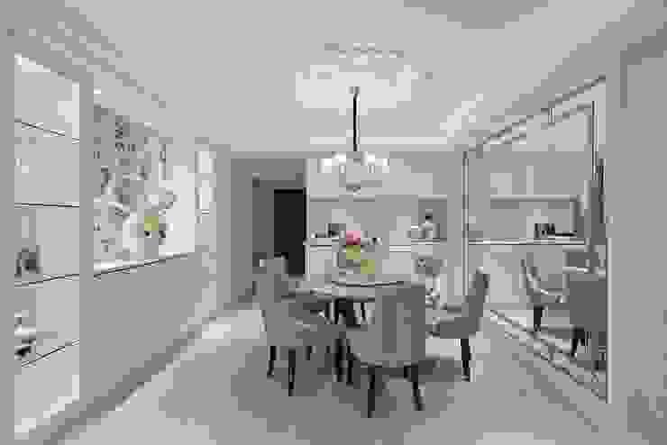 團圓 根據 趙玲室內設計 古典風