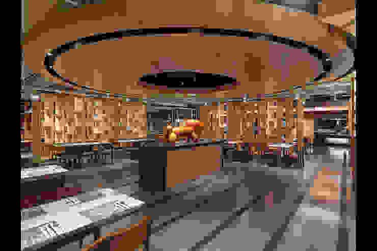 果然匯 蔬食宴 根據 伊歐室內裝修設計有限公司 北歐風