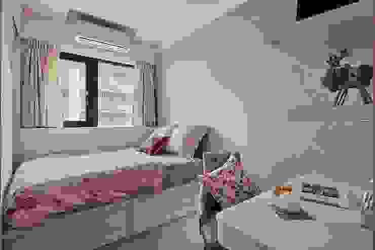 姐姐的房間 根據 趙玲室內設計 古典風