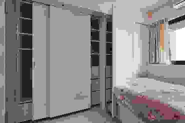 客製化收納設計(開) 根據 趙玲室內設計 古典風