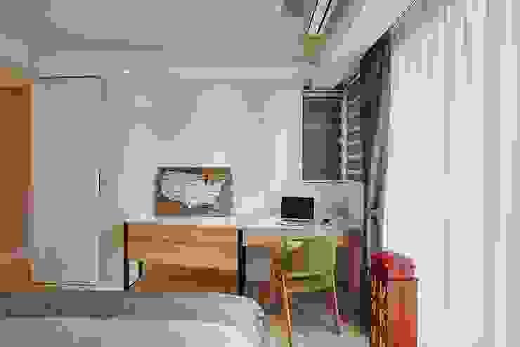 書桌設計(闔) 根據 趙玲室內設計 古典風