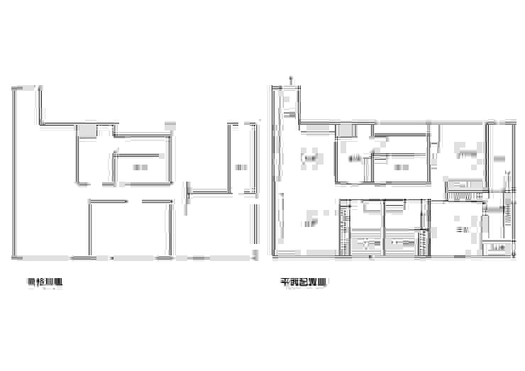 設計平面圖 根據 趙玲室內設計 古典風