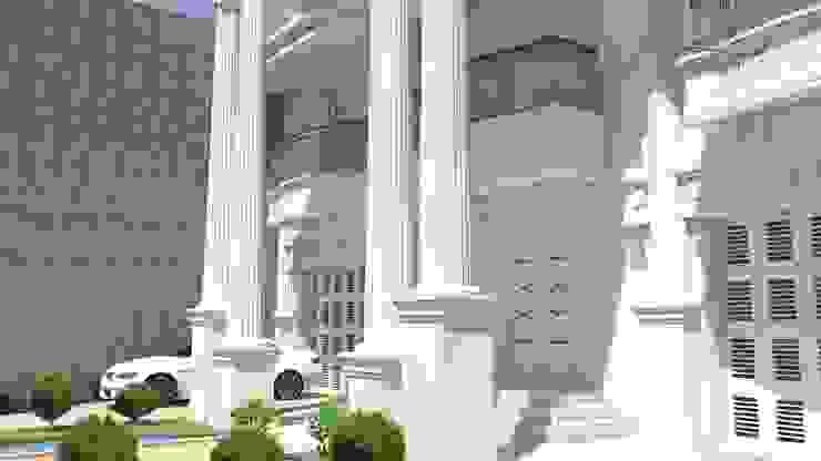Lobby pintu masuk utama Oleh Residencia