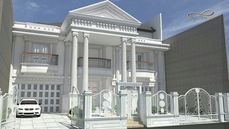 Fasad Oleh Residencia