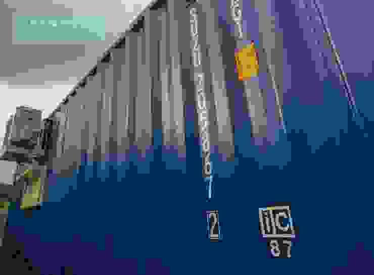 全新20呎定制型貨櫃套房 根據 一龍貨櫃宅設計工程(貨櫃屋) 工業風