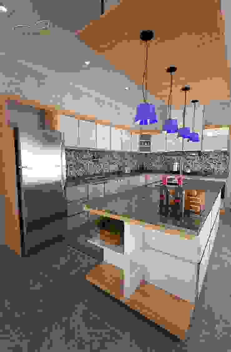 Kitchen Island RF1 Oleh Residencia