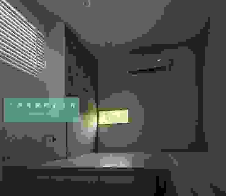 全新20呎定制型貨櫃套房 根據 一龍貨櫃宅設計工程(貨櫃屋) 簡約風